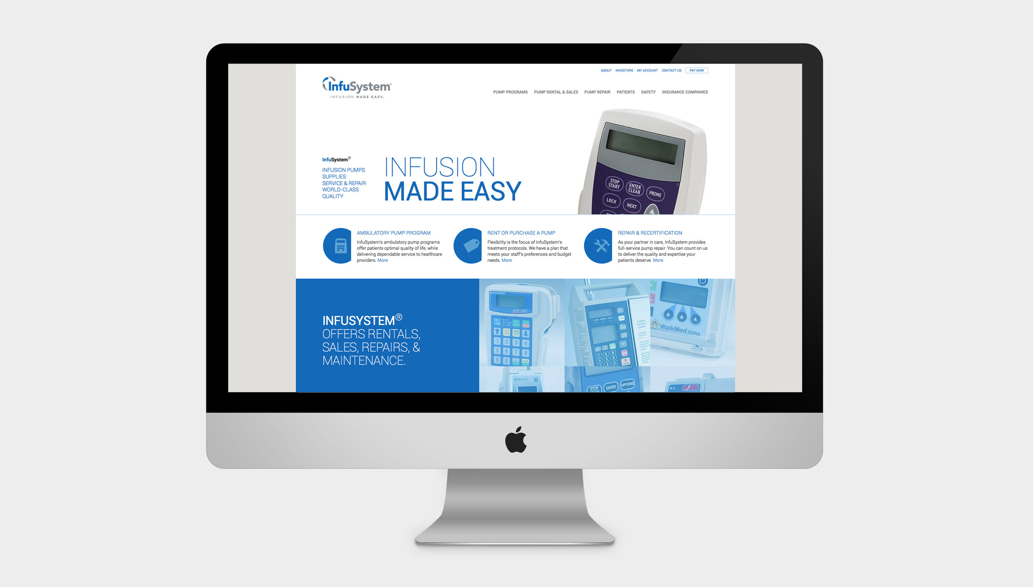 Latest Responsive Web Design From Stone